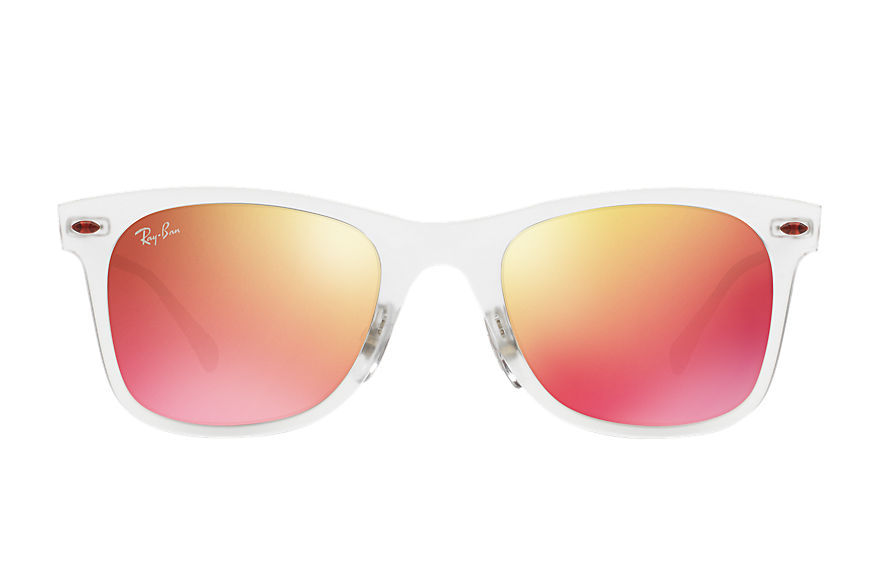 Ray-Ban  sunglasses RB4210 UNISEX 001 wayfarer light ray transparant 8053672301205