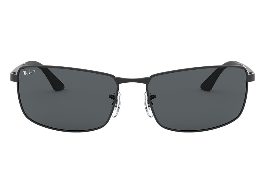 Ray-Ban  sunglasses RB3498 MALE 006 rb3498 black 8053672303698