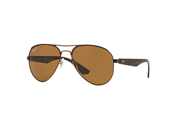 c9aaceafce Ray-Ban RB3523 Black - Metal - Grey Lenses - 0RB3523006 6G59