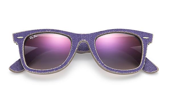 ray ban braun violett