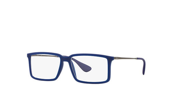Ray-Ban 0RX7043-RB7043 Blue; Gunmetal OPTICAL