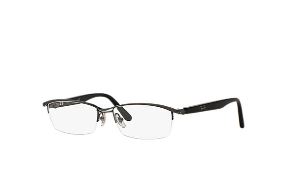 Ray-Ban 0RX8732D-RB8732D 枪色; 黑色 OPTICAL