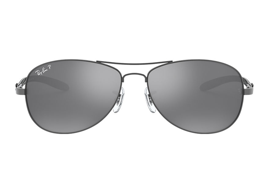 Ray-Ban  sunglasses RB8301 MALE 020 rb8301 staalgrijs 8053672346244