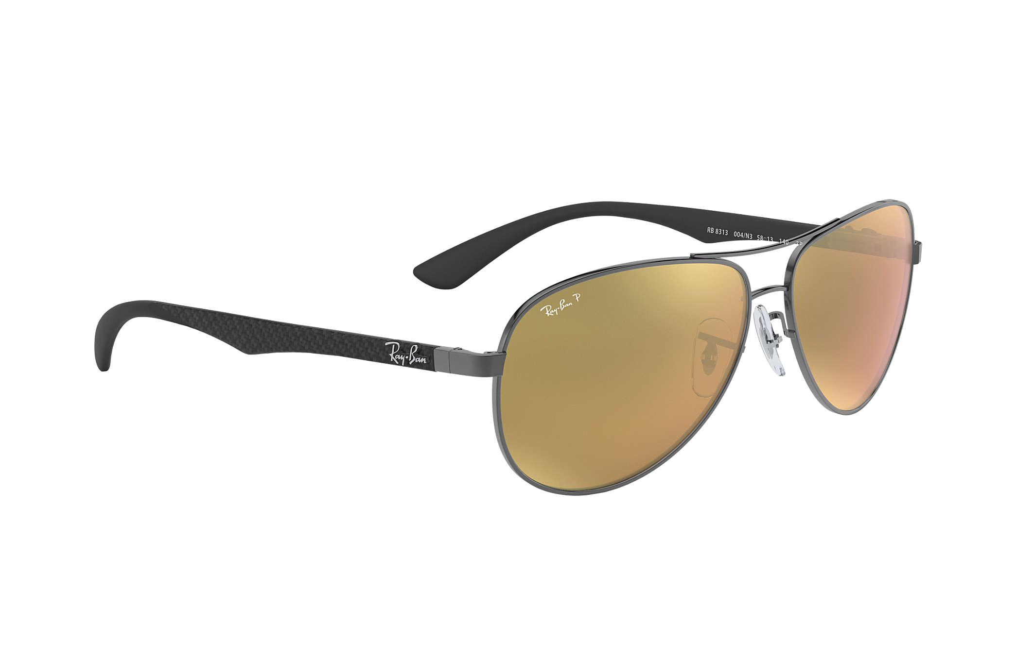 Ray Ban Tech RB8313 RB8313 RayBan Pilot Sunglasses