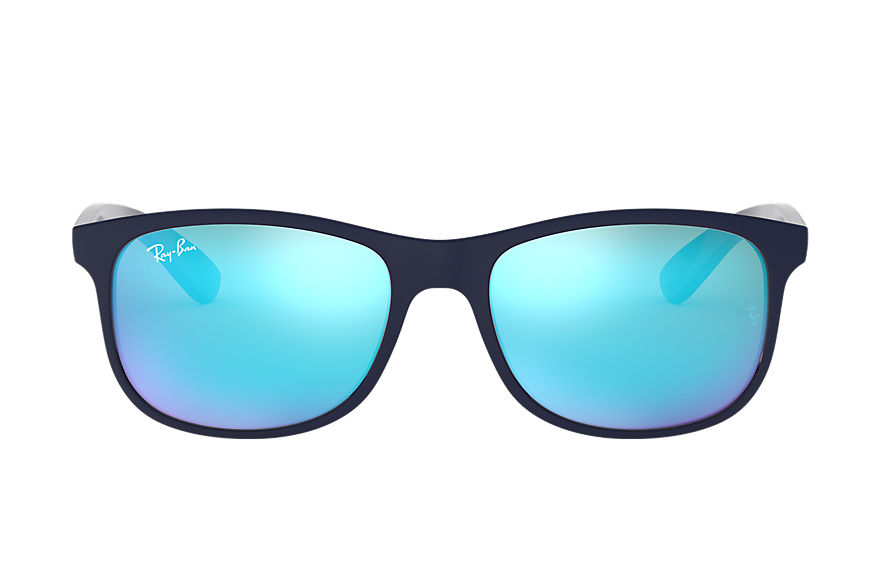 Ray-Ban  sunglasses RB4202 UNISEX 005 andy blue 8053672346572