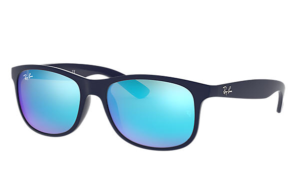 Ray-Ban 0RB4202-ANDY Blue SUN
