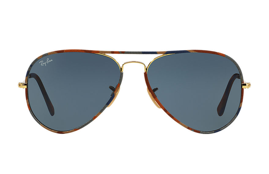 Ray-Ban  gafas de sol RB3025JM UNISEX 008 aviator full color multicolor 8053672349047