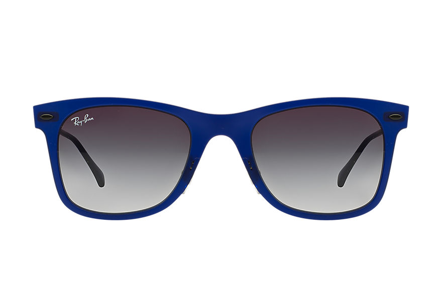 Ray-Ban  sonnenbrillen RB4210 UNISEX 003 wayfarer light ray blau 8053672349115