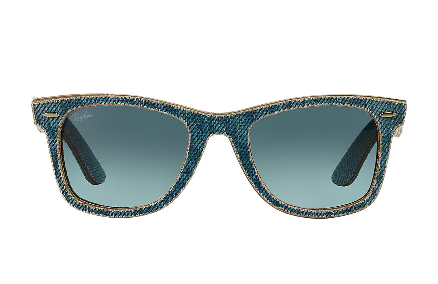 Ray-Ban  sunglasses RB2140F UNISEX 041 original wayfarer denim 데님라이트블루 8053672349566