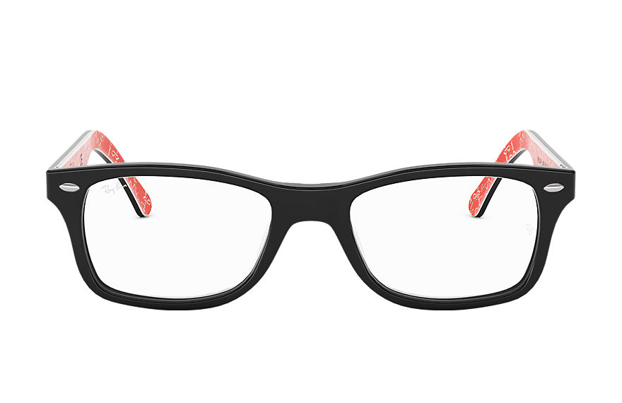 Ray-Ban Eyeglasses RB5228F Black
