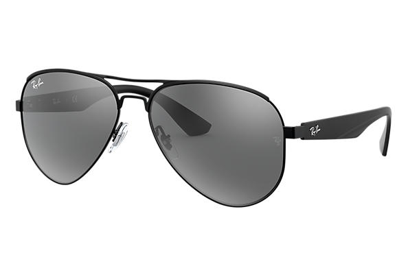 Ray-Ban 0RB3523-RB3523 Black SUN