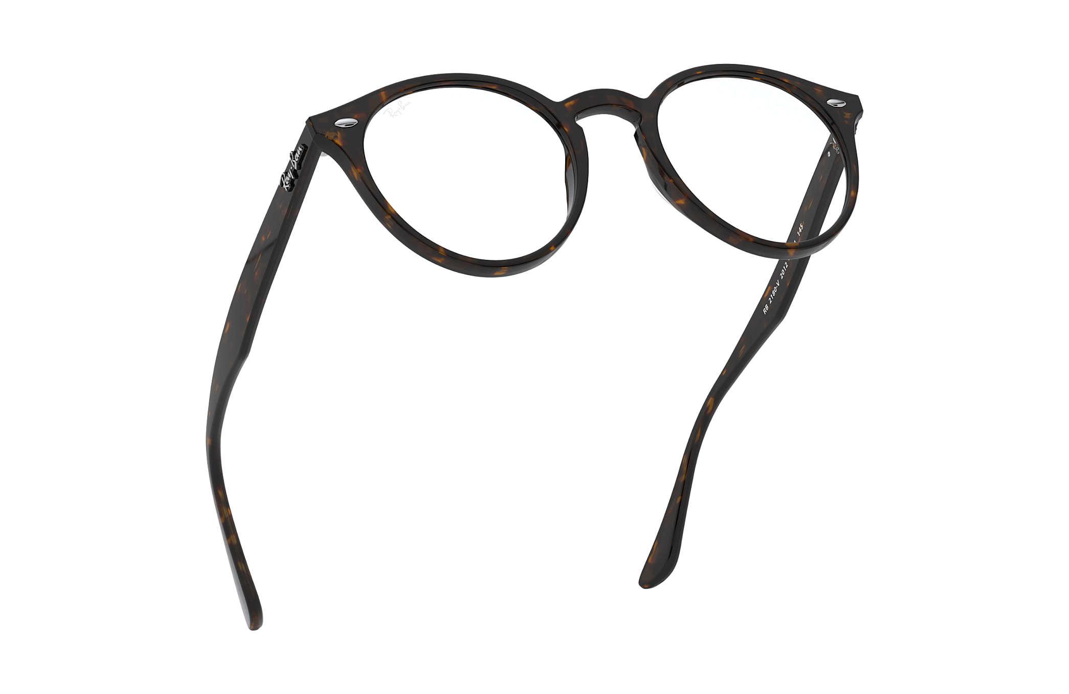 a2a9ebed23 Ray-Ban eyeglasses RB2180V Tortoise - Acetate - 0RX2180V201247