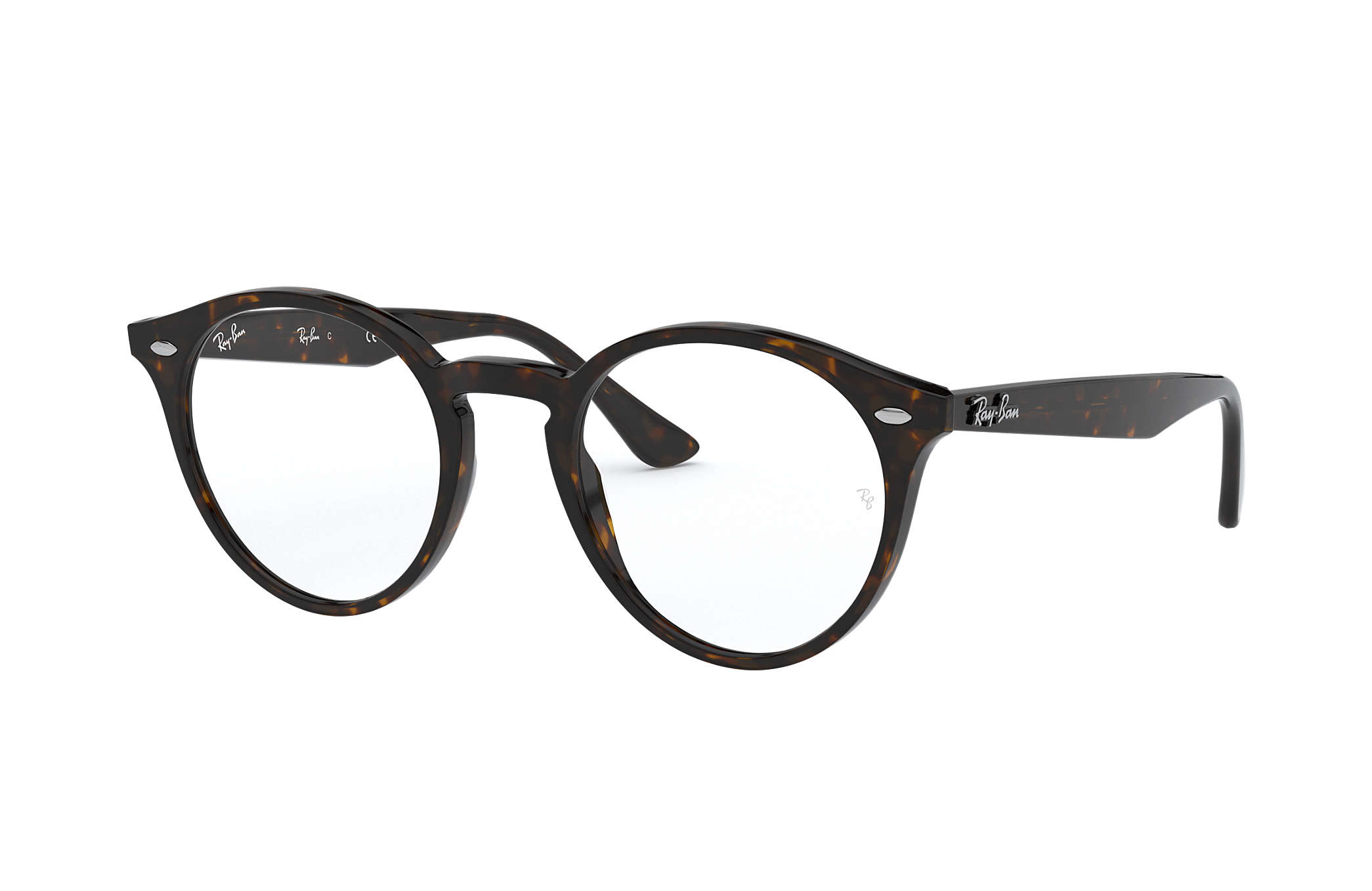 Ray-Ban prescription glasses RB2180V Tortoise Acetate | Ray-Ban® UK
