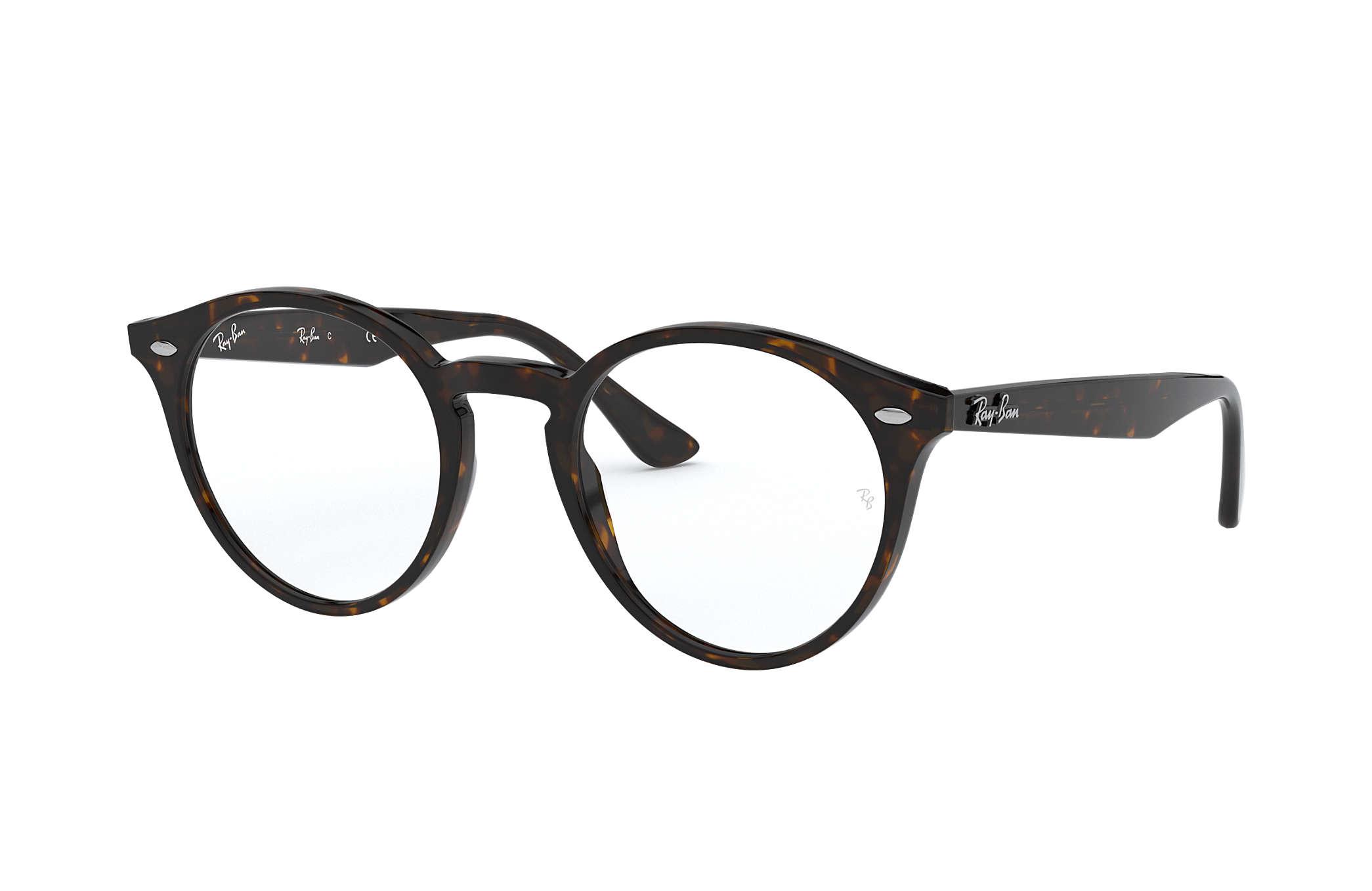 4e9f9ddde Óculos de grau Ray-Ban RB2180V Tartaruga - Acetato - 0RX2180V201249 ...