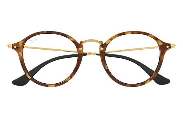 c306436997e6c Ray-Ban eyeglasses Round Fleck RB2447V Tortoise - Acetate ...