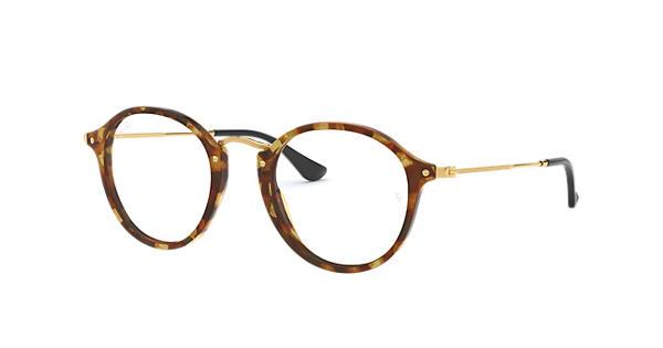Occhiali da Vista Ray-Ban RX5154 Clubmaster Fleck 5494 QxMtUMa