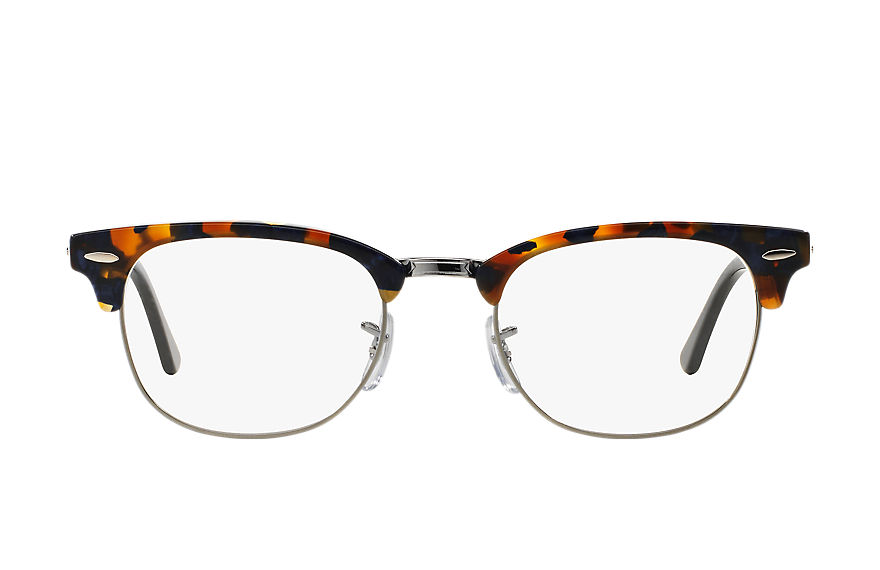 Ray-Ban  eyeglasses RX5154 UNISEX 011 clubmaster fleck optics 玳瑁啡色 8053672357226