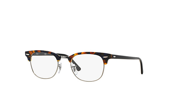 cad453ae8a Ray-Ban prescription glasses Clubmaster Optics RB5154 Black ...