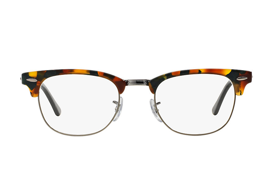 Ray-Ban  eyeglasses RX5154 UNISEX 012 clubmaster fleck optics 玳瑁啡色 8053672357271
