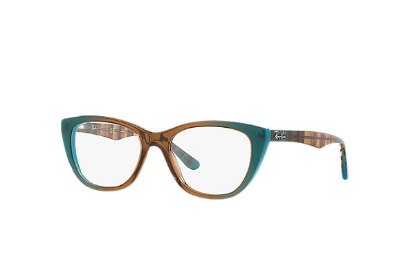 Ray-Ban 0RX5322-RB5322 Multicolor,Blue; Multicolor OPTICAL