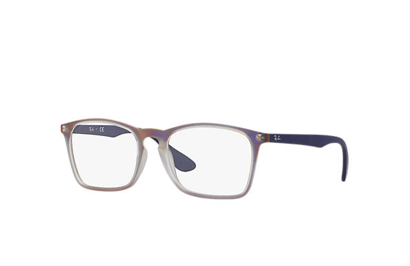 b41482c17fa Ray-Ban prescription glasses Chris Optics RB7045 Grey - Nylon -  0RX7045560253
