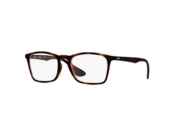 Ray-Ban 0RX7045-CHRIS OPTICS Havane OPTICAL