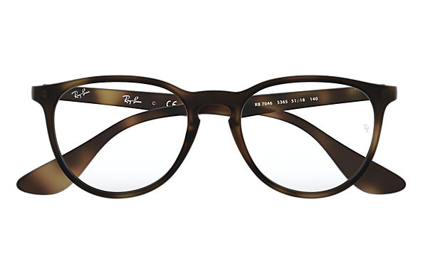Ray-Ban ERIKA OPTICS Tortoise