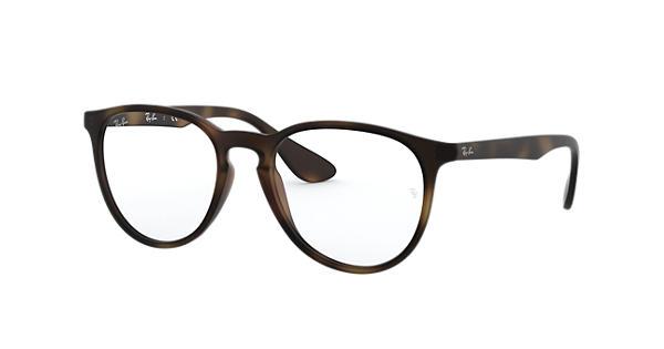 Ray Ban Prescription Glasses Erika Optics Rb7046 Tortoise