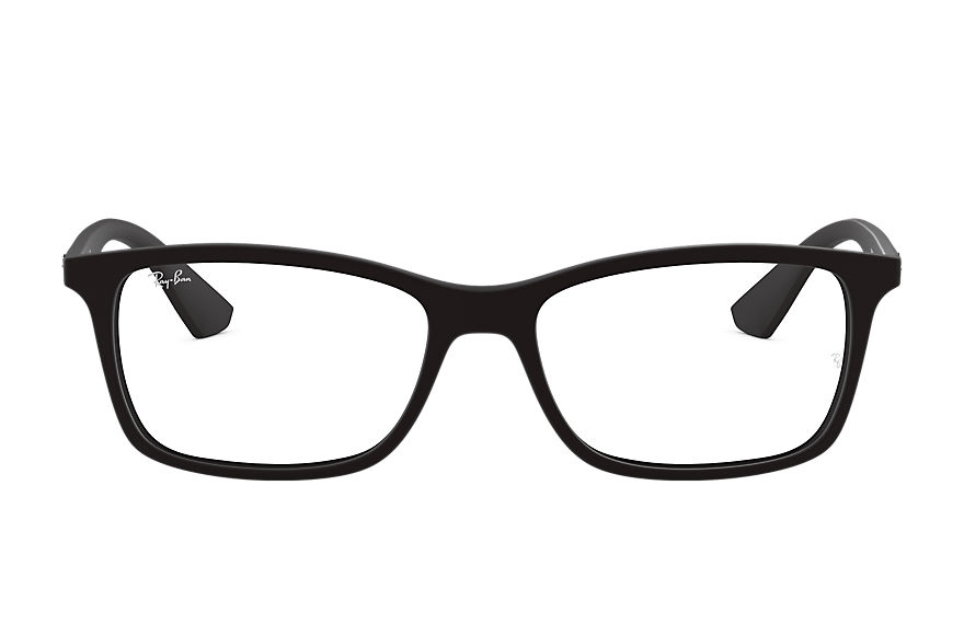 Ray-Ban  eyeglasses RX7047 UNISEX 002 rb7047 black 8053672357936
