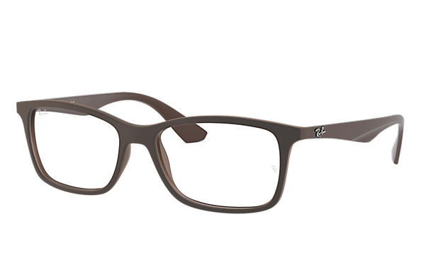 Ray-Ban 0RX7047-RB7047 Braun OPTICAL