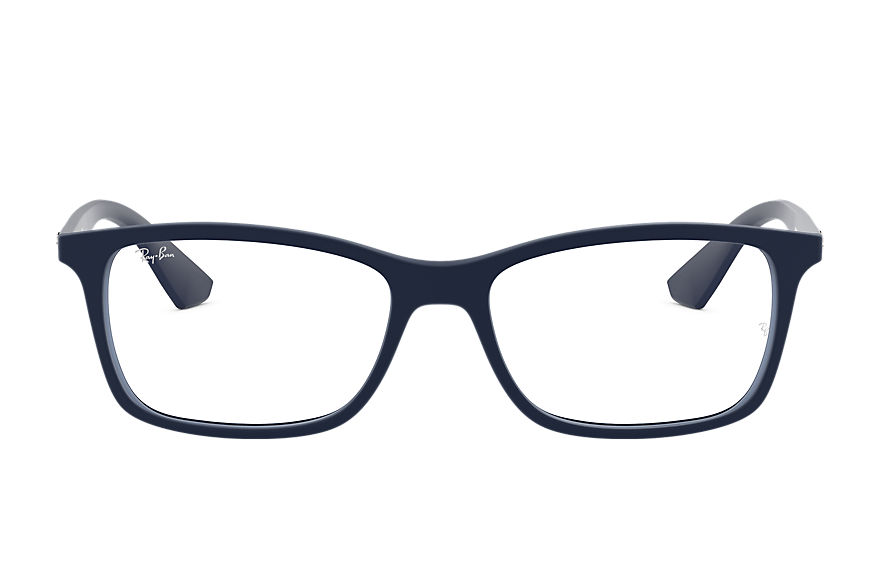 Ray-Ban  eyeglasses RX7047 UNISEX 003 rb7047 blue 8053672357998