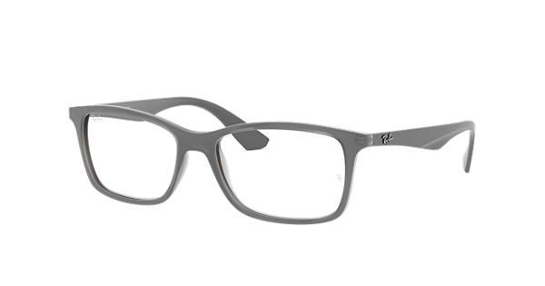 4af1c0e7a1 Ray-Ban prescription glasses RB7047 Grey - Nylon - 0RX7047548256 ...