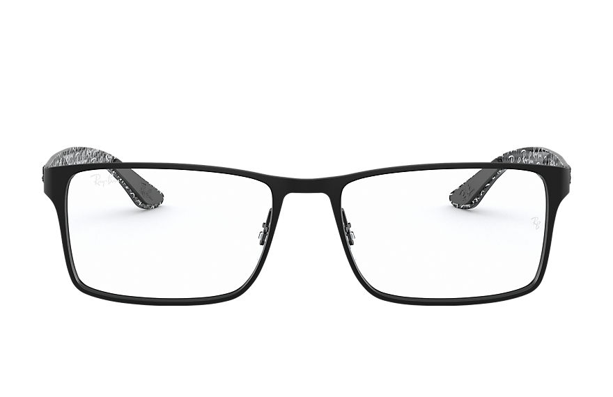 Ray-Ban  eyeglasses RX8415 MALE 004 rb8415 黑色 8053672358209