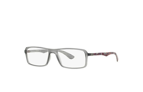 Ray-Ban 0RX8902-RB8902 Grau; Rot OPTICAL