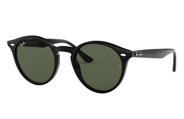 10dc3862039 Ray-Ban RB2180 Black - Acetate - Green Lenses - 0RB2180601 7149 ...