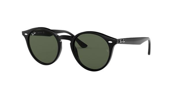 Ray-Ban RB2180 Black - Acetate - Green Lenses - 0RB2180601 7149   Ray-Ban®  USA 8e274b0a2c6f