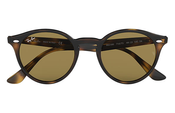29b850bb71 Ray-Ban RB2180 Tortoise - Acetate - Brown Lenses - 0RB2180710 7349 ...