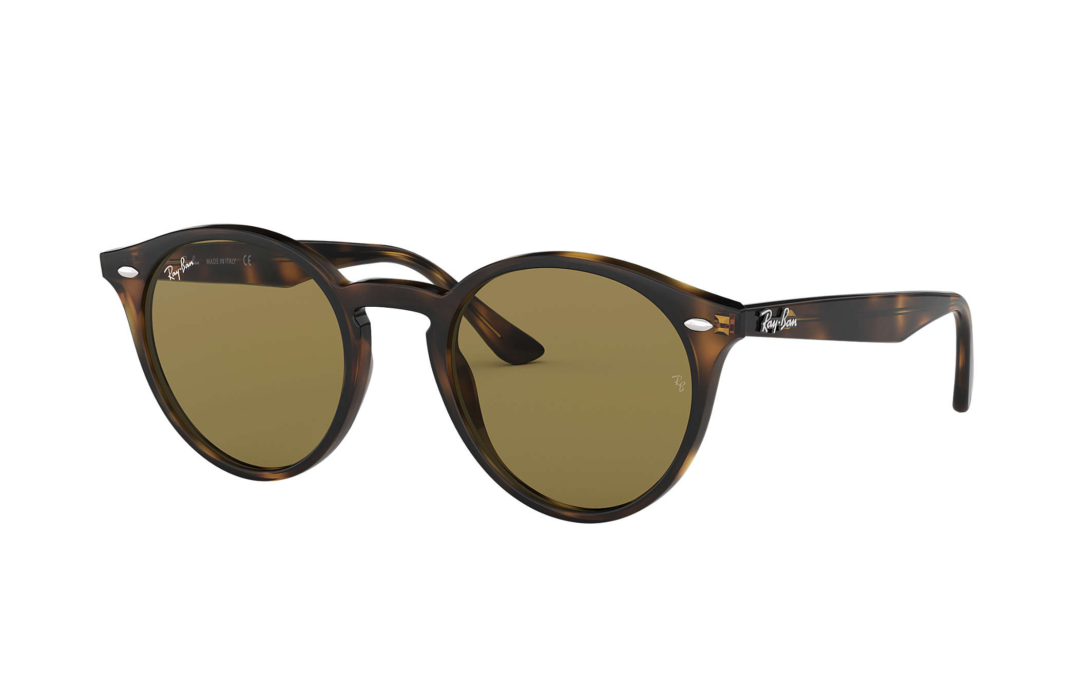 Ray-Ban RB2180 Tortoise - Acetate - Brown Lenses - 0RB2180710 7349 ... 99f6fb6345