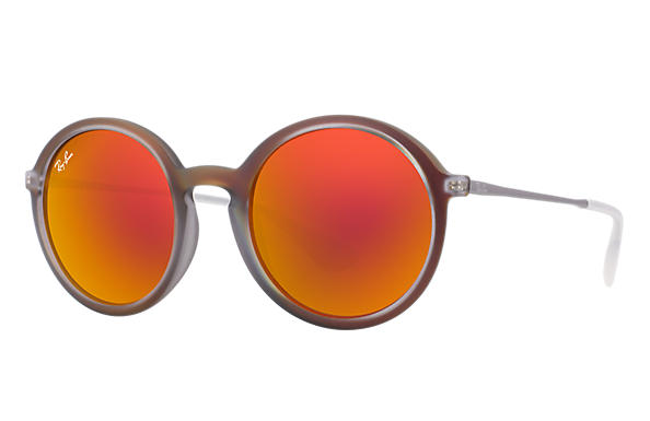 Ray-Ban 0RB4222-RB4222 Rouge; Gun SUN