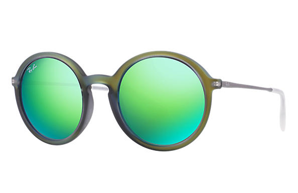 Ray-Ban 0RB4222-RB4222 Green; Gunmetal SUN
