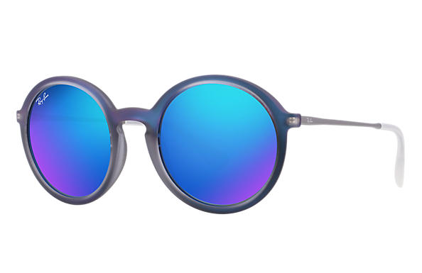 Ray-Ban 0RB4222-RB4222 Blue; Gunmetal SUN