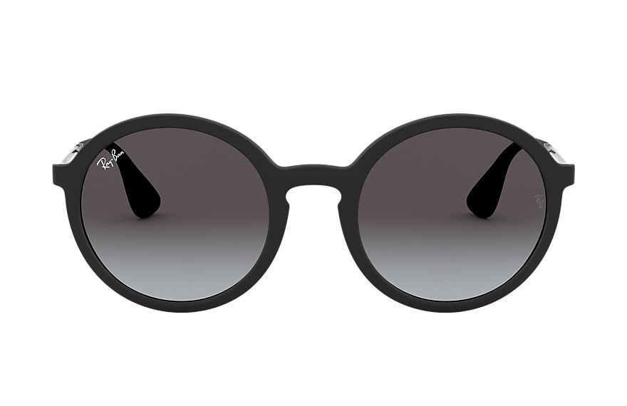 Ray-Ban RB4222 Black with Grey Gradient lens