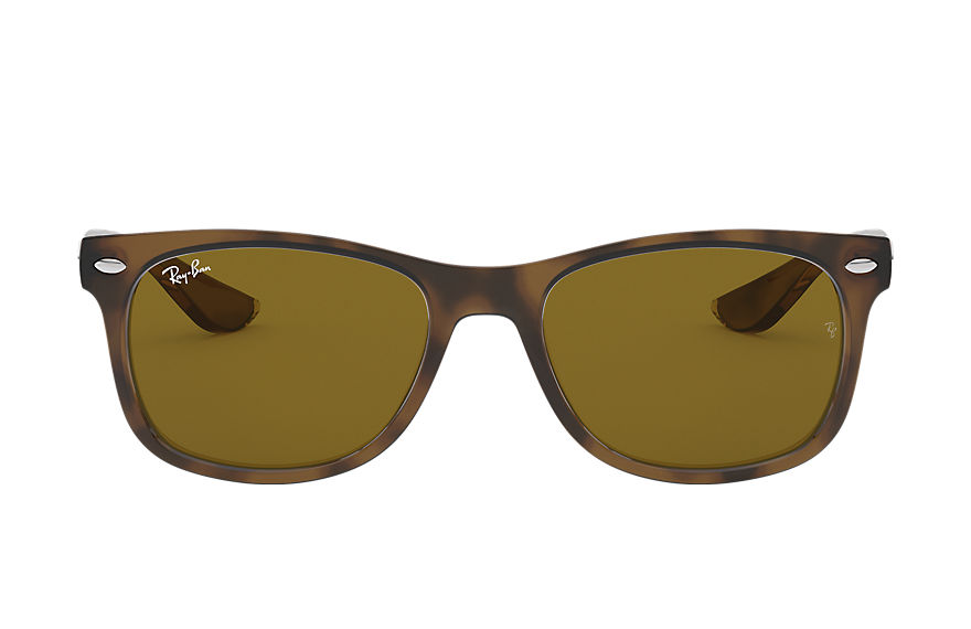 Ray-Ban  sunglasses RJ9052S CHILD 006 new wayfarer junior tortoise 8053672359251