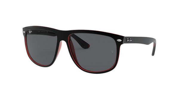 eec1ba206e4 Ray-Ban RB4147 Black - Nylon - Grey Lenses - 0RB414761718760
