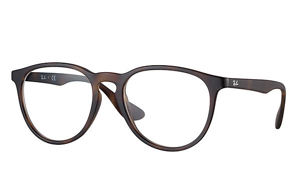 Ray-Ban 0RX7046F-ERIKA OPTICS Tortoise OPTICAL