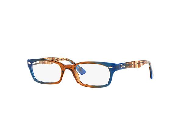 e1273d52d7 Ray-Ban prescription glasses RB5150 Grey - Acetate - 0RX5150571850 ...