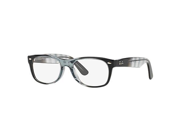 a5bc02eb45 Ray-Ban eyeglasses New Wayfarer Optics RB5184 Black - Acetate ...