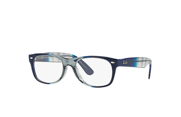 3ffcf879cc7 Ray-Ban prescription glasses New Wayfarer Optics RB5184 Black - Acetate -  0RX5184200052