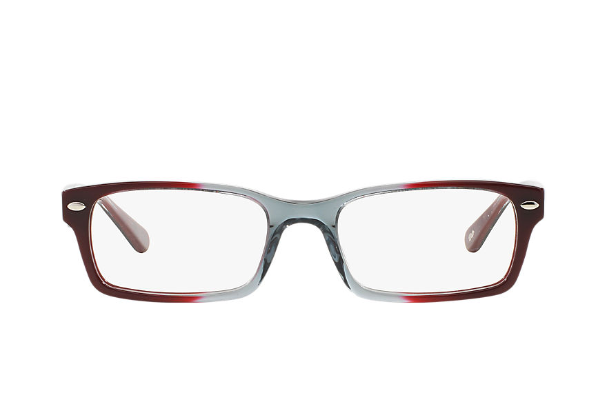 Ray-Ban  eyeglasses RX5206 UNISEX 007 rb5206 multicolor 8053672378924