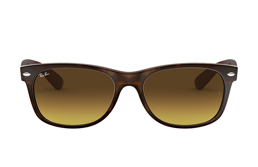 Ray-Ban  sunglasses RB2132 UNISEX 029 new wayfarer bicolor tortoise 8053672399097